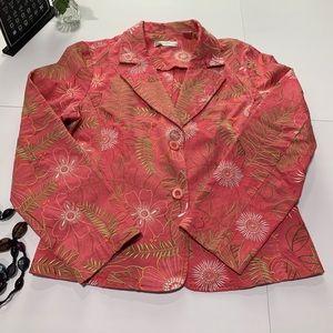Marisa Christina Women Jacket Size 12